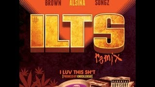 August Alsina - I Luv This Shit (remix) (ft. Chris Brown & Trey Songz)