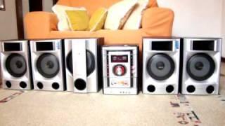 getlinkyoutube.com-Sony Mhc-Gnx100 - Bass i love you 3