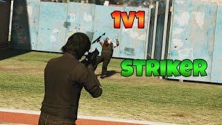 getlinkyoutube.com-GTA 5 Online Freeaim 1v1 Striker RNG