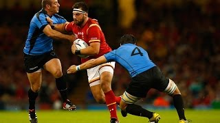 Wales v Uruguay - Full Match Video Highlights and Tries - RWC 2015