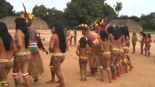 getlinkyoutube.com-Brazil indigenous dance