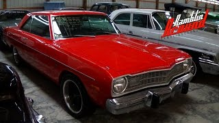 getlinkyoutube.com-1973 Dodge Dart Swinger 318 V8