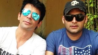getlinkyoutube.com-Kapil Sharma REACTS to Sunil Grover's FLOP SHOW Mad In India