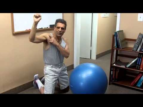 Rotator Cuff Exercise: Prone External Rotation