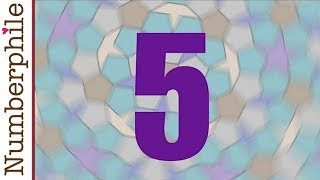 getlinkyoutube.com-5 and Penrose Tiling - Numberphile