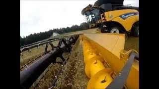 getlinkyoutube.com-New Holland CR10.90 demo days - Agricar Ltd