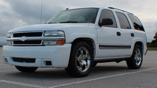 Making the SS Tahoe