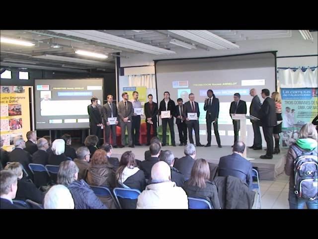 Cérémonie de remise de diplômes Promotion 2015 Nadine ANNELOT Ingenieur GARAC CNAM