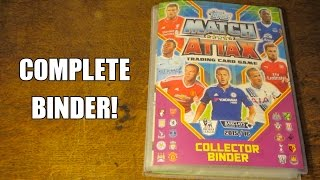 getlinkyoutube.com-Match Attax 2015/16 COMPLETE COLLECTION!