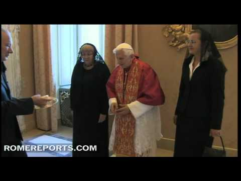 New Ambassador from Lithuania presents credentials to the pope