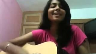 getlinkyoutube.com-اجمل صوت بنت هندية تغني تيري ميري