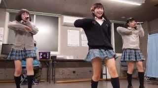 getlinkyoutube.com-Sparkling*Lover (すぱらば) 「流れ星」札幌のアイドル (14 11 16)