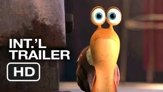 Turbo Official International Trailer #1 (2013) - Ryan Reynolds, Bill Hader Movie HD