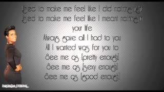 getlinkyoutube.com-Fantasia - I Feel Beautiful [HD] Lyrics