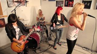 getlinkyoutube.com-Sweet Child O Mine by Guns N Roses - Cover performed by Trio F.É.E. feat. Marie-Pier Gamache