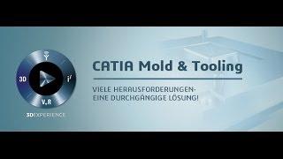 getlinkyoutube.com-CATIA Mold & Tooling