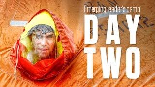 Emerging Leaders: Survival at sea