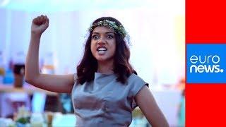 Emotional wedding Haka moves Maori bride to tears, NZ