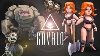 getlinkyoutube.com-Clash Of Clans - tutorial ITA: GoVaLo Th9 [EmPown]
