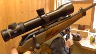 getlinkyoutube.com-Zeroing a Blaser R8 with Zeiss Victory V8 Super Zoom 2.8-20x56