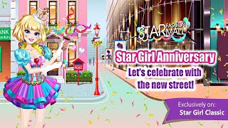 getlinkyoutube.com-STREET STYLE: ANNIVERSARY (Star Girl Review)/2016