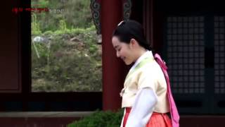 getlinkyoutube.com-Goddess of Fire Jung Yi BTS Teaser   Moon Geun Young