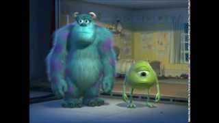 getlinkyoutube.com-Monsters, Inc. (2001): Kitty has to go