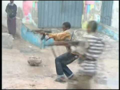 Somalia War 2009  Shocking Video