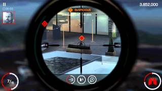 getlinkyoutube.com-Hitman Sniper Chapter 6 Mission 29 Walkthrough