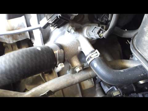 2006 Altima thermostat part 1