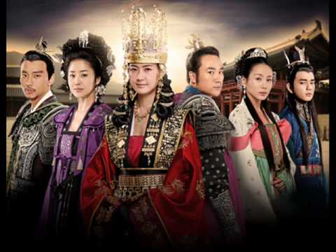 Queen Seon Deok OST - Come, People of God (with Lyrics)
