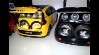Mini S10 vs Mini Uno racha sound