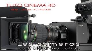 getlinkyoutube.com-tuto Cinema 4D ; l'animation de camera part 01