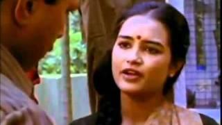 Malayalam actress Chithra sexy curvy back hot..!!!