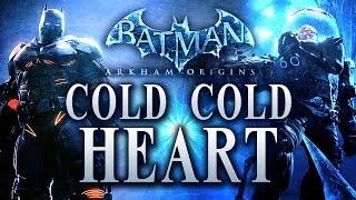 getlinkyoutube.com-Batman: Arkham Origins - Cold, Cold Heart (Full DLC Walkthrough)