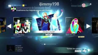 getlinkyoutube.com-Just Dance 2015 - Xbox ONE | Menu + All Songs + Extras + World Dancefloor [NTSC] HD