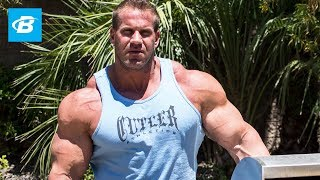 getlinkyoutube.com-How to Eat for Mass | Jay Cutler Living Large | Ep 3