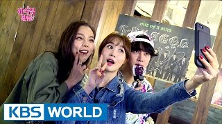 Kim Hee-chul's surprise visit for Si-yeon and Da-hae! [Guesthouse Daughters / 2017.03.21]