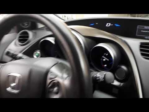 Замена штатной магнитолы Honda Civic 5D (9 поколения) с сохранением работы штатного дисплея