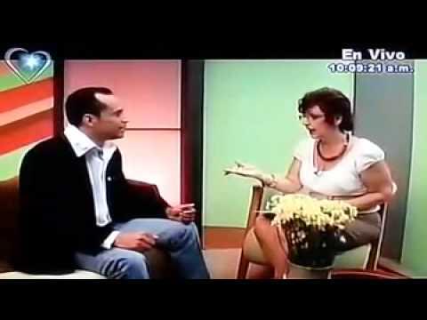 La llamada del amor - Joseito Miranda - En TV - habilidades con raquel