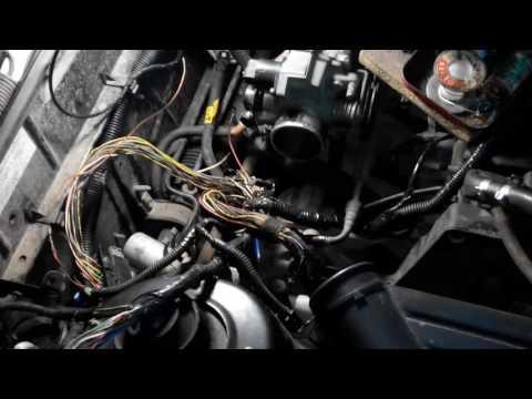 Chevrolet Lanos - нет питания на бензонасосе, восстановление проводки