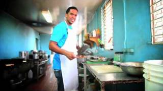 Trever  off key - Miss my cooking