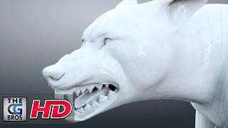 "getlinkyoutube.com-CGI VFX Making of: ""Wolf Making Of""  by - PostModern"