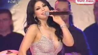 getlinkyoutube.com-Haifa Wahbi - Ragab Turkce altyazili. هيفا رجب حفلة.mp4