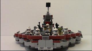 getlinkyoutube.com-The Forward Command Center   LEGO Star Wars Mini-MOC