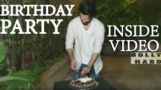 getlinkyoutube.com-Shahid Kapoor Birthday Bash | INSIDE VIDEO 2017