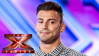 getlinkyoutube.com-Jake Quickenden sings Say Something and All Of Me | Room Auditions Week 2 | The X Factor UK 2014