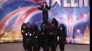 getlinkyoutube.com-Insane Street Dance by Diversity -  Britains Got Talent 09