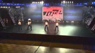 getlinkyoutube.com-ALDC Mini Group - Blame It On The Boogie - Jump Dance Convention 2/15/14 Maddie Mackenzie Ziegler