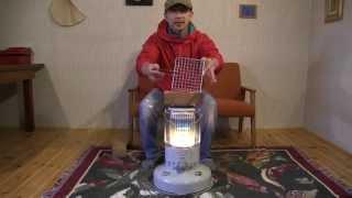 getlinkyoutube.com-ストーブの上に耐熱レンガを置いて暖かく!レンガは湯たんぽがわりにも。